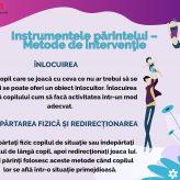 Instrumentele părintelui – Metode de intervenție