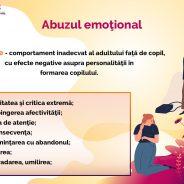 Abuzul emoțional