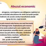 Abuzul economic