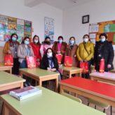 În cadrul proiectului Școli prietenoase în comunități implicate au fost distribuite 260 de pachete de igienă
