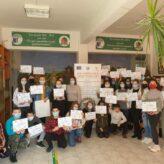 Castigatorii concursului Stiati ca… ? de la Raducaneni